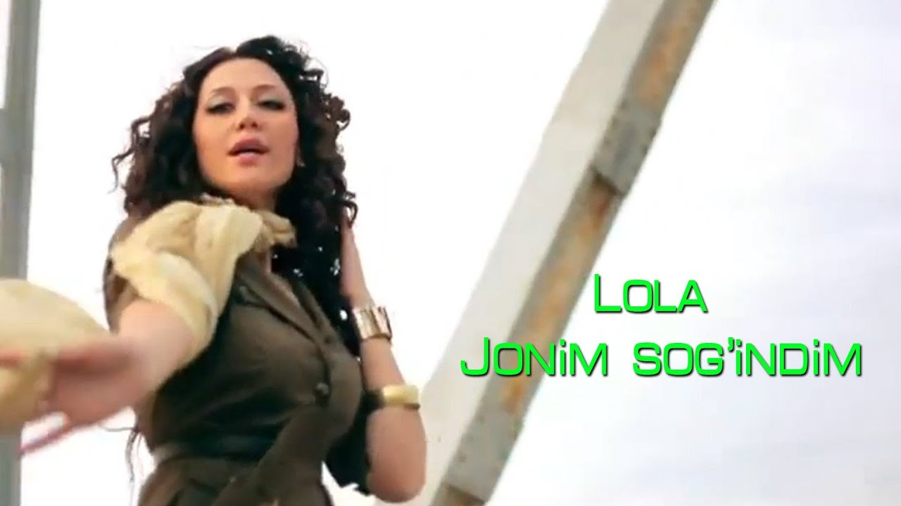 Lola - Jonim sog'indim (Official music video)