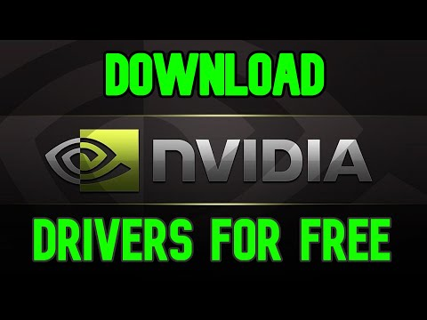 How To Download NVIDIA Graphics Driver For Free ( Officially )