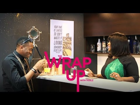 The Wrap Up With Toolz- Toolz Becomes The Bartender (Season Finale)