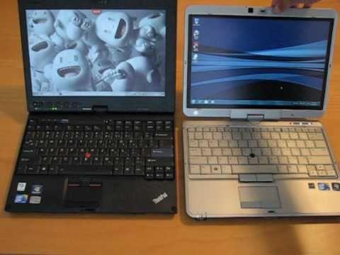 Thinkpad Wallpaper Hd Hp 2740p Vs Lenovo X201 Tablet Hands On Comparison Youtube