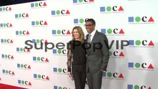 Ellen Pompeo, Chris Ivery at Yesssss! MOCA Gala 2013, Cel...