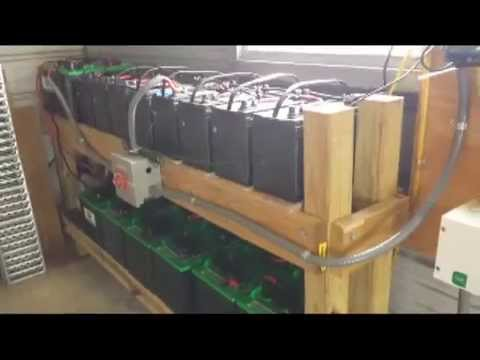 Solar Battery Maintenance Made Easy