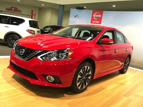 2017 Nissan Sentra SR TURBO WORLD PREMIERE & FIRST TECH REVIEW