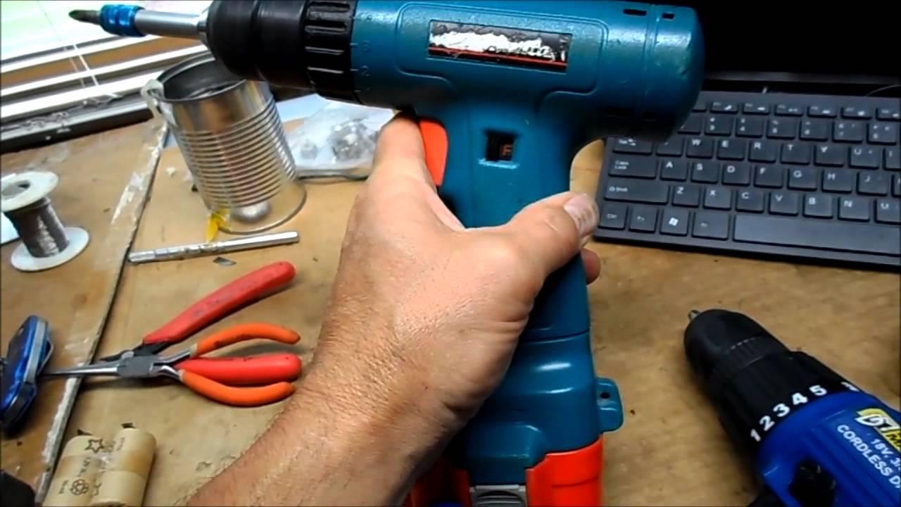 rivet gun harbor freight. harbor freight drill master 18v battery rebuild. rivet gun