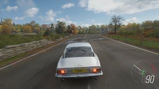 Forza Horizon 4 - 1969 Fiat Dino 2.4 Coupé Gameplay [4K]