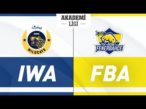 iWC A vs 1907 F A - Turkey Academy 2021 - BO1