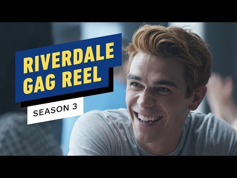 Riverdale Season 3 Gag Reel - Comic Con 2019