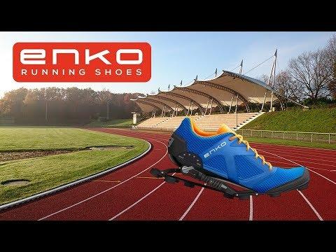 Enko Running Shoes Test