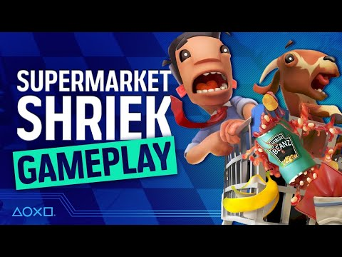 Supermarket Shriek: New Co-op Gameplay
