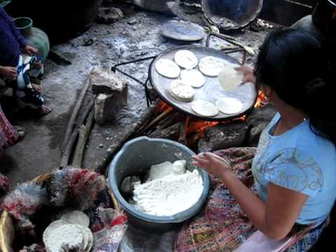 Playing and Cooking in Guatemala