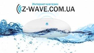 Настройка системы защиты от протечек на базе Z-Wave оборудования.(Датчик протечки и температуры — FIB_FGFS-101 Датчик протечки от Fibaro обладает футуристическим дизайном, компактн..., 2015-01-08T19:07:22.000Z)
