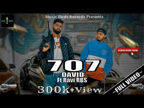 David - 707 (Ful Video) Rubbal GTR | Ravi RBS | New Punjabi Songs 2018 | Music Birds