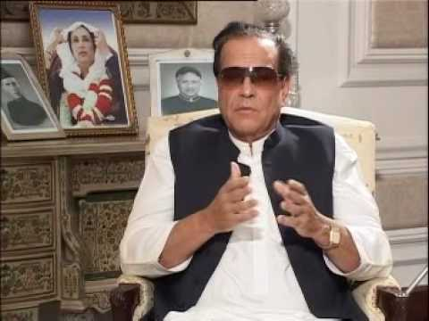 Salman Taseer Interview - 1 with Saba Jamal (Part -3)