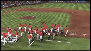 MLBThe Show 19 Twins vs. Astros 10/5/19 ALDS Game 1