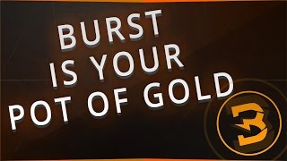 Burst-Coin is Your Pot of Gold