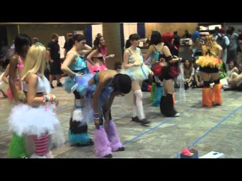 Otakon 2012: Dansu to Pantsu Dance Gathering