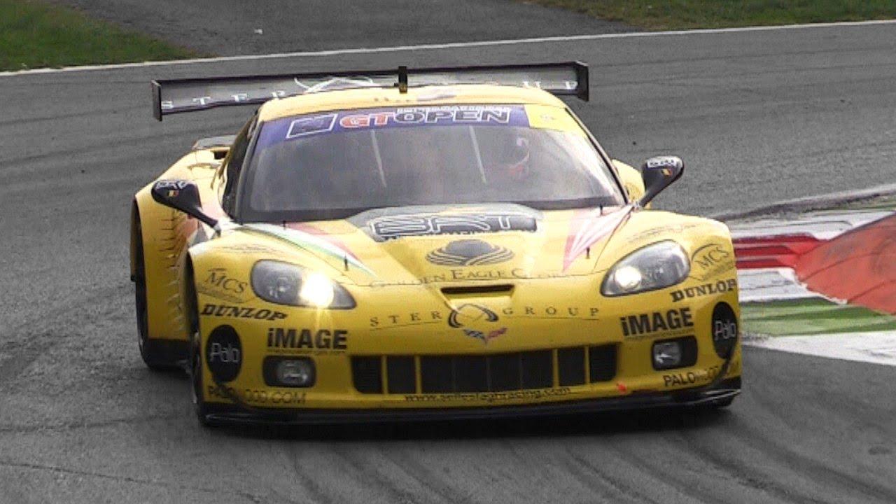 Corvette C7 Zr1 >> Corvette C6.R ZR1 GT2 Sound - Accelerations, Fly Bys ...