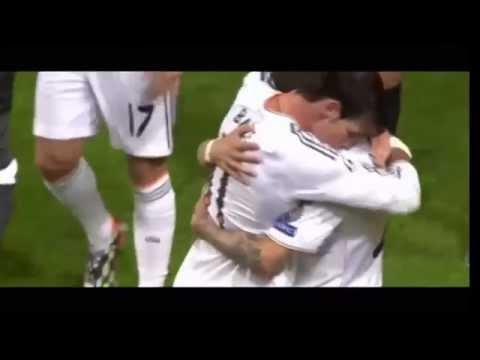 Himno de La UEFA Champions League Real Madrid