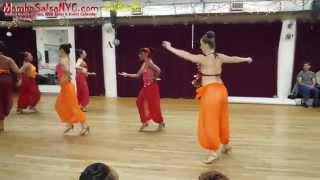 Latin Dance Theater by Desiree Godsell and Farrah Benoit