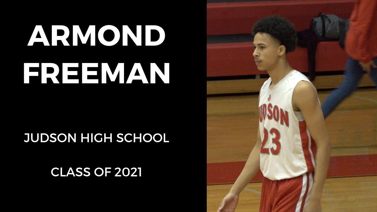 683025ce4850c4 Armond Freeman  JV Basketball Game Highlights vs. Brennan (2018 ...