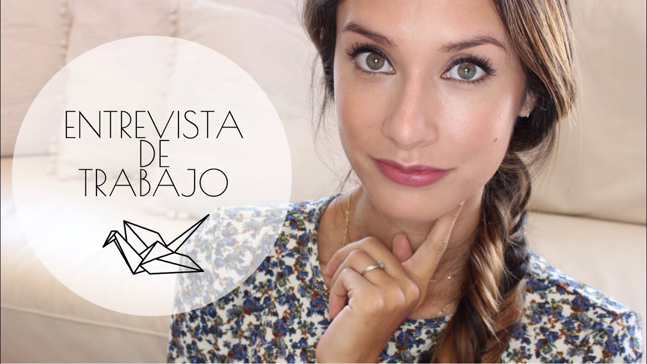 Happy Sunny Flowers Maquillaje Y Peinado Para Una Entrevista De