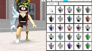 Códigos de ropa para chicas en robloxian highschool -Roblox-