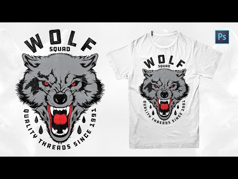 How To Design A T Shirt Graphic In 5 Minutes