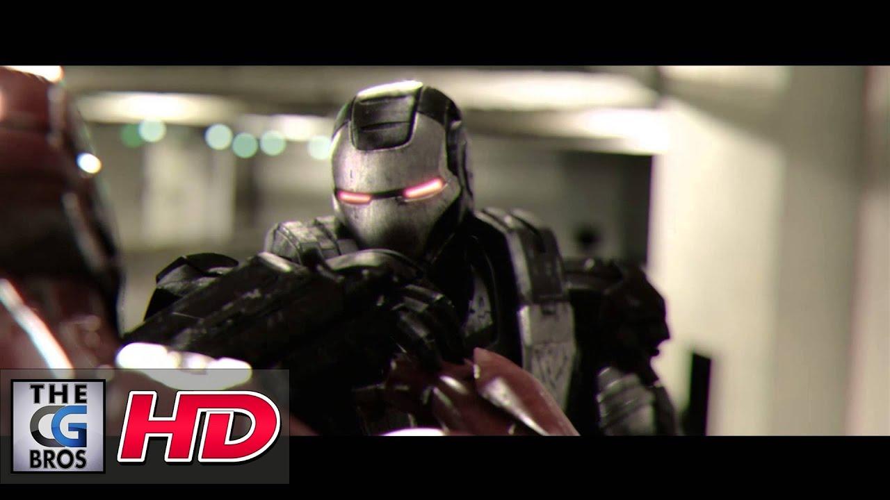 Ironman Vs War Machine Comic