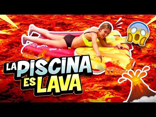 LA PISCINA ES LAVA - (HAUL BIKINIS) - Amara Que Linda