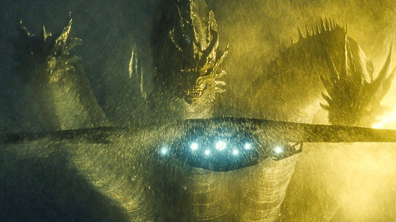 GODZILLA 2: KING OF THE MONSTERS - 4 Minute Trailer (2019 ...