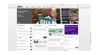 Enable freight shipping on FedEx Ship Manager at fedex.com