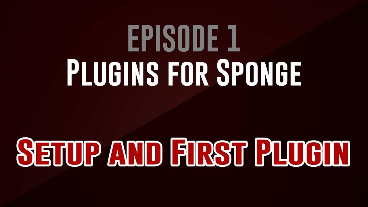 Plugins 1 12 2 sponge | Sponge  2019-05-06