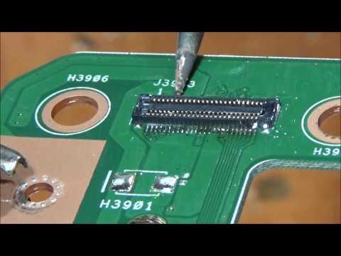 Repair Hard Disk Board Asus F554L - Hard Disk Not Recognized