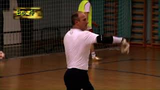 Упражнения Италия 2x2 джокер во второи атаке Футзал