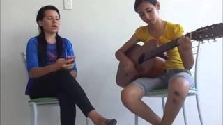 Baixar Eu te esperarei- Simone e Simaria- Cover. Jamille Santos e Eliziane Estevam