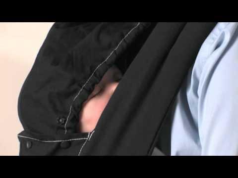 Instrucciones porta bebé ERGObaby: 6-2 a capucha para dormir ERGObaby Sport