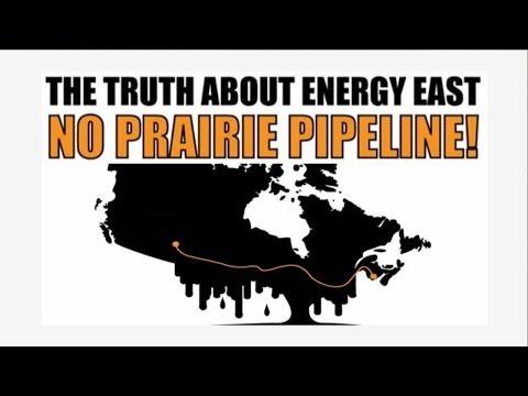 Energy East: No Prairie Pipeline!