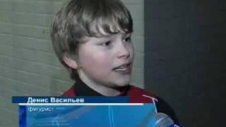 Успешный сезон Дениса Васильева