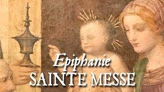 Sainte Messe De La Fête De L Epiphanie ECCE ADVENIT