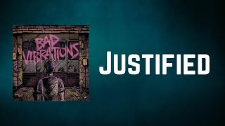 A Day To Remember - Justified (Lyrics)