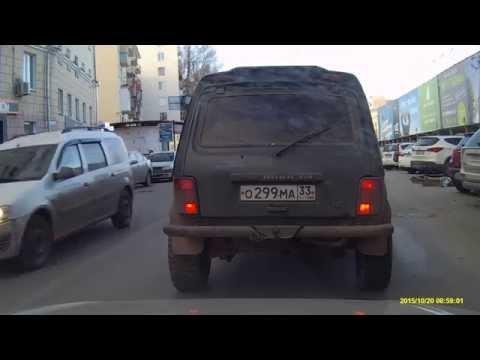 SUBINI RM10 пример видео в Нижнем Новгороде.  Днем
