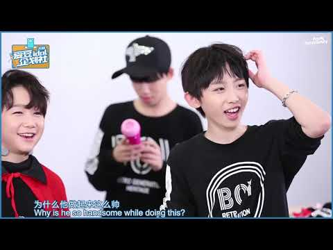 【ENG SUB】180930 BOY STORY  Interview in Idol Planning Agency