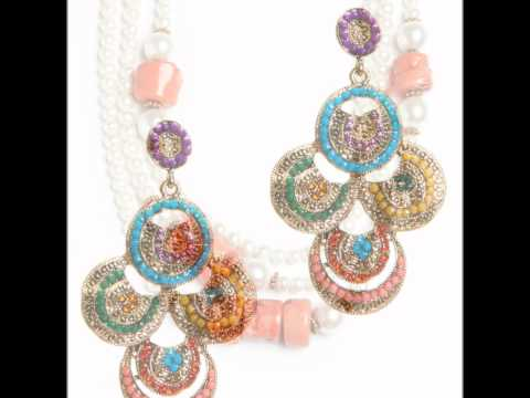 New Exclusive Fashion Jewelry Collection