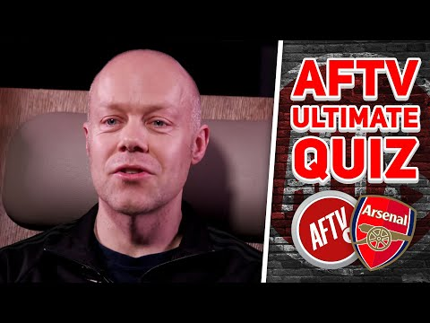 Arsenal Or Plastic - AFTV Ultimate Quiz | Matt Bazell Takes It On!