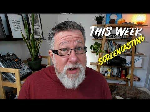 Simple Screencasting - 10 Minute Webinars