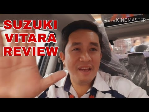 SUZUKI VITARA 2020 REVIEW