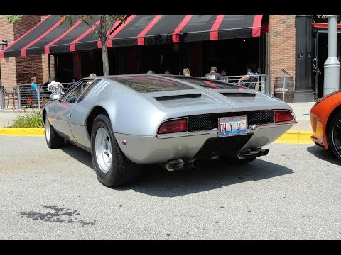1969 De Tomaso Mangusta - My Car Story With Lou Costabile