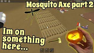 lumber-tycoon-2-mosquito-axe video, lumber-tycoon-2-mosquito-axe