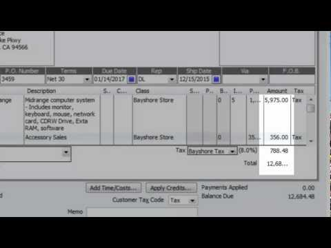 Learn Quickbooks Accounting