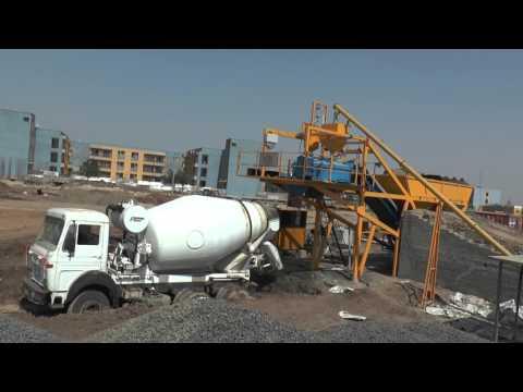 ATP 21/ 31 PNC Compact Concrete Batching Plant